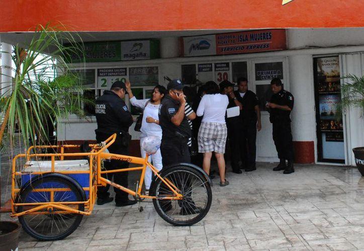 Incrementa el número de robos en comercios del municipio. (Archivo/SIPSE)