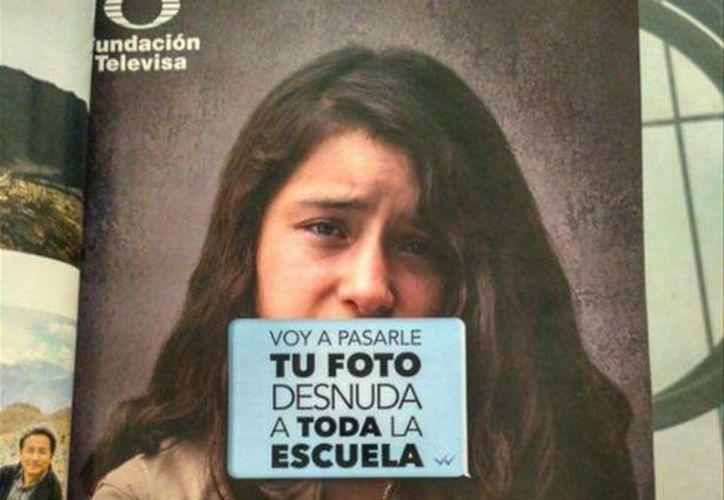 La campaña contra el ciberbullying de Fundación Televisa fue bulleado en Twitter. (Foto: Internet)
