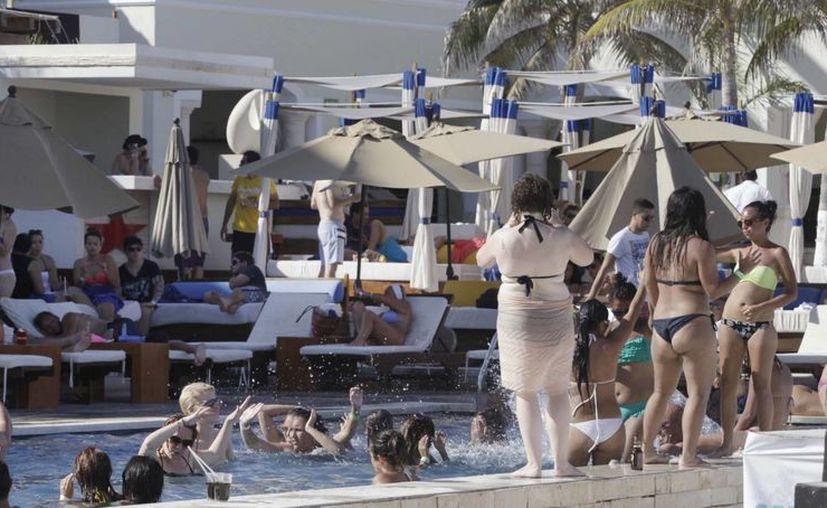 El turismo de España presenta un incremento de 148.5 por ciento durante los primeros cuatro meses del año. (Redacción/SIPSE)