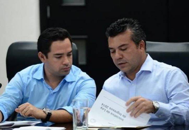 Al concluir la revisión de las leyes de ingresos municipales, inició la revisión de las iniciativas que conforman el Presupuesto de Egresos 2014.  (Cortesía/SIPSE)