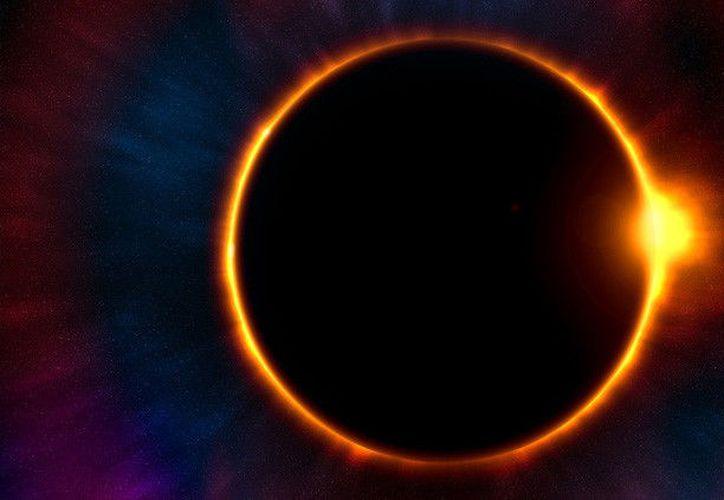 La NASA recomienda no observar directamente al sol si no se cuenta con una protección apropiada. (RT)