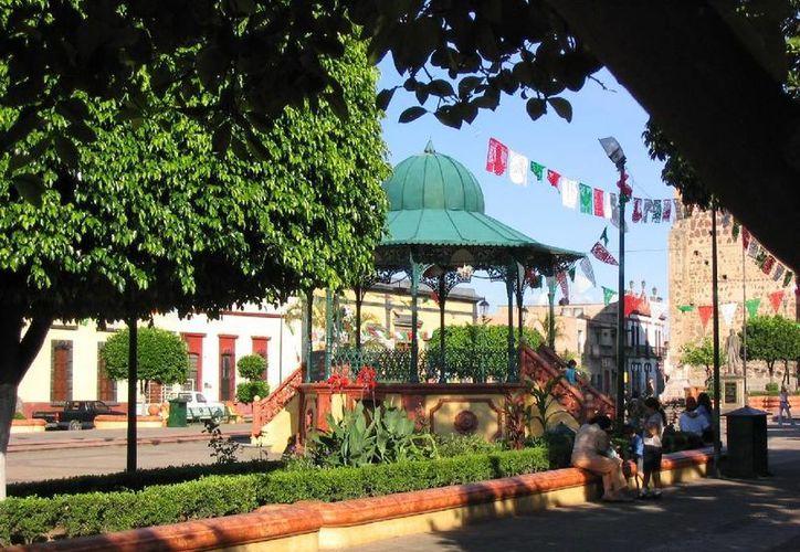 El evento sobre el tequila en Tequila (foto) es organizado por la Casa de Cultura local. (www.skyscrapercity.com/Archivo)