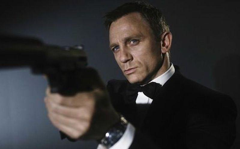 Craig negocia dos películas más en la piel de James Bond