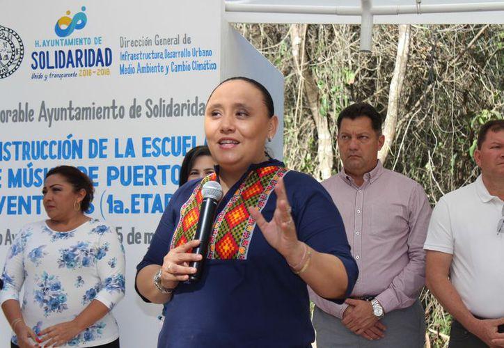 Tras su administración, Cristina Torres se reincorporó  a sus funciones como titular de la Notaría número 60. (Octavio Martínez/SIPSE)