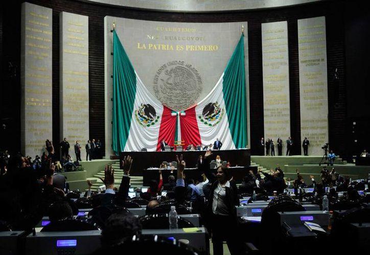 La Cámara de Diputados aprobó la Ley Federal de Zonas Económicas Especiales, que beneficia a Yucatán. (Archivo/NTX)