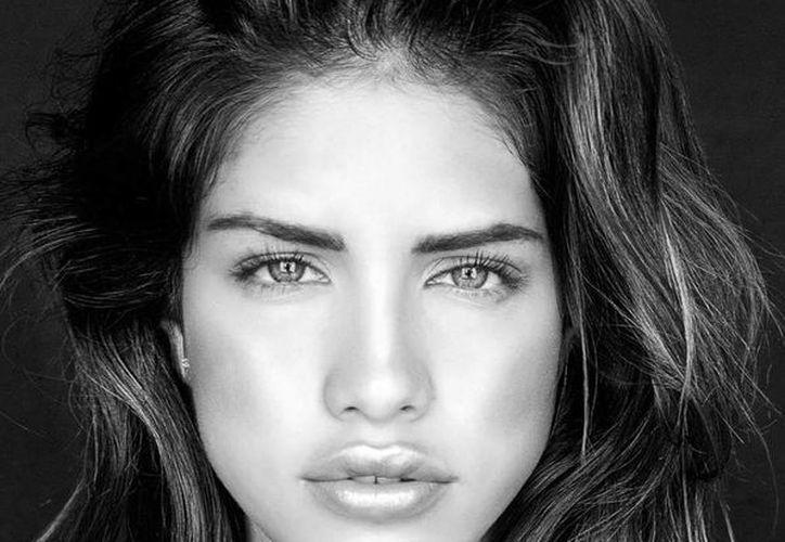 Stephanie Magón Ramírez trabajaba para la agencia New Icon Model en México. (facebook.com/Stephanie Magon)