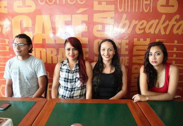 El 15 de agosto 10 mujeres pintarán en una barda en memoria de las víctimas del 'multihomicidio de la Narvarte'. (Daniel Pacheco/SIPSE)