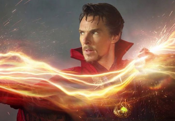 Doctor Strange, interpretado por Benedict Cumberbatch, llegó al Universo Cinematográfico Marvel envuelto en una gran expectación. (Internet)