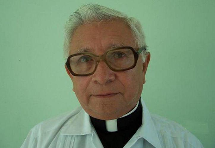 El padre Manuel Jesús Torres Heredia falleció a la edad de 85 años. Fue fundador de las comunidades de El Espíritu Santo y El Buen Pastor. (Milenio Novedades)