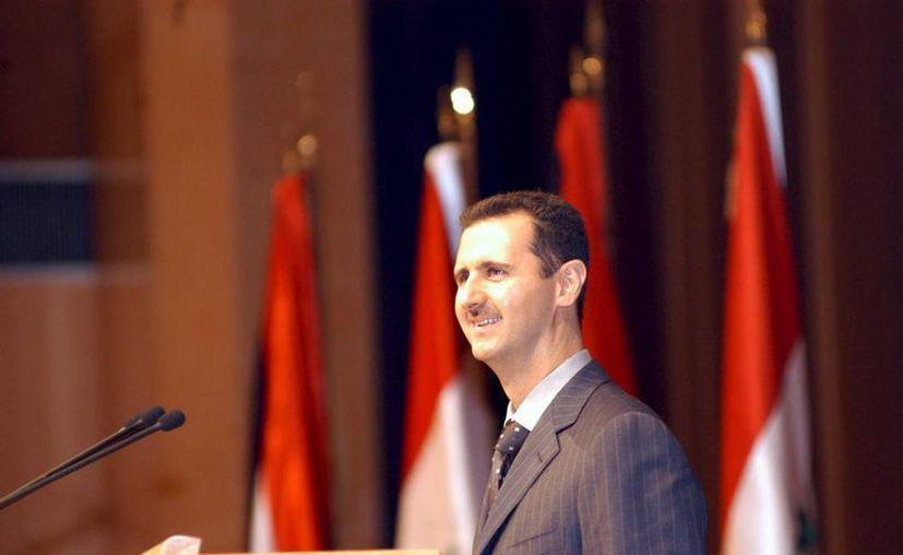 Entre los apoyos de minorías con los que cuenta el presidente Assad están los sunistas. (EFE/Foto de archivo)