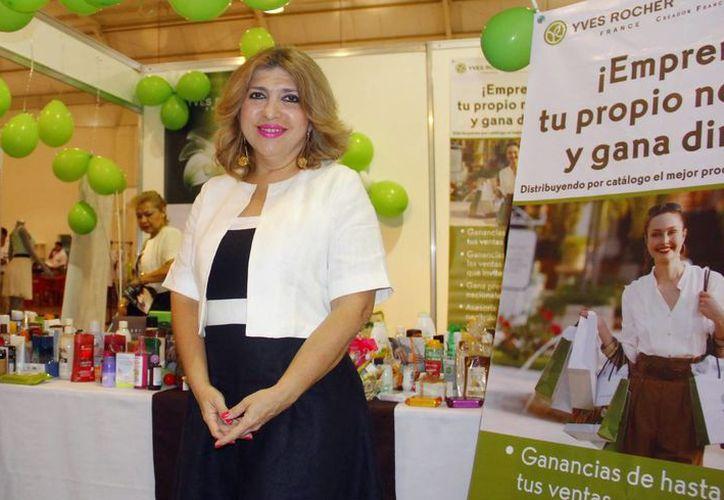 La maestra y empresaria Berta María Zapata, afirma que el 75 por ciento de los padres de un grupo de 35 alumnos de primaria se han separado. (Milenio Novedades)