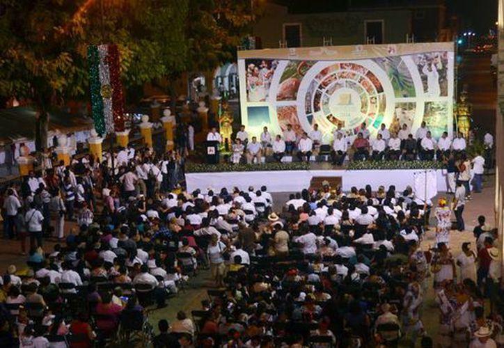 La Feria Turística Oriente Maya se realizó del 19 al 21 de septiembre. (Cortesia/SIPSE)