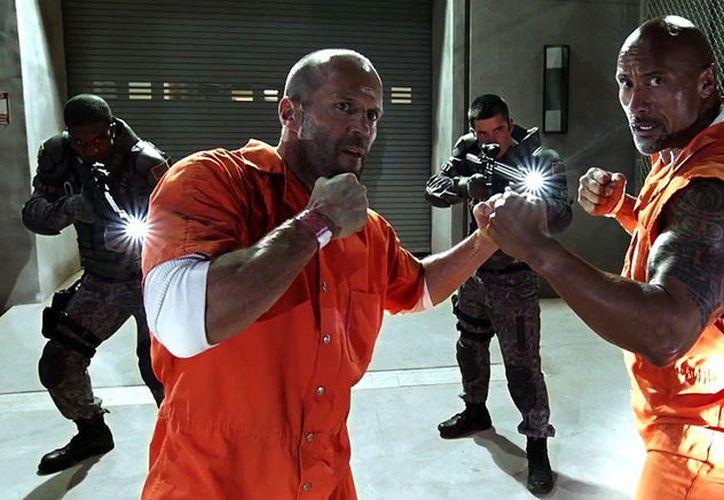 Jason Statham interpretará al villano Deckard Shaw en el spin-off. (Foto: Contexto)