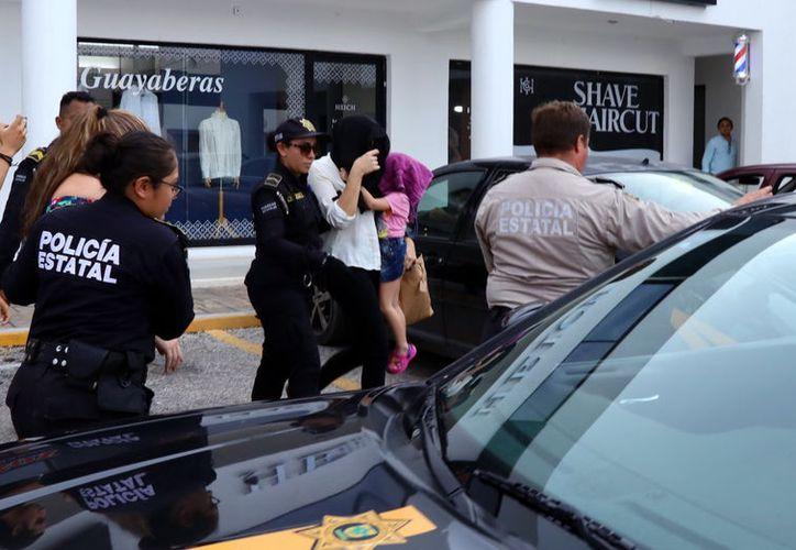 Además de fraude, tres mujeres enfrentarán demanda por agresión. (Foto: Milenio Novedades)