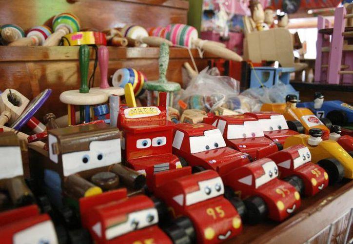 De acuerdo con una encuesta del Gabinete de Comunicación Estratégica (GCE), 1 de cada 100 mexicanos no tuvo ni para comprar juguetes, en esta Navidad. (Milenio Novedades/Archivo)