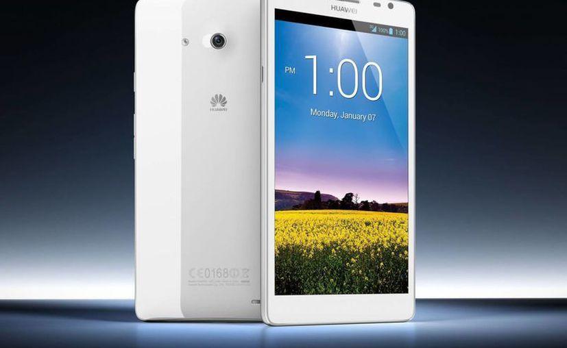 El móvil cuenta con una cámara de 5 megapíxeles. (huawei.com)