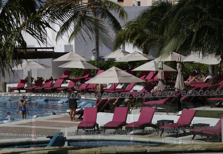 Aumenta demanda del servicio todo incluido en hoteles de Cancún. (Israel Leal/SIPSE)