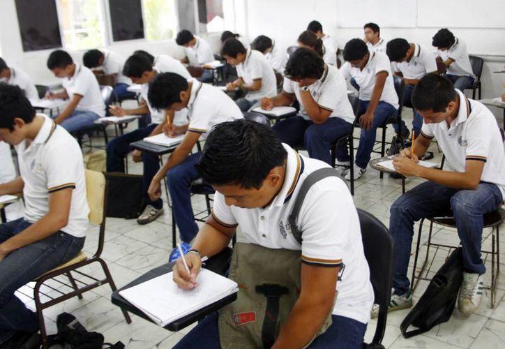 Los aspirantes presentarán examen el próximo sábado 25. (Milenio Novedades)