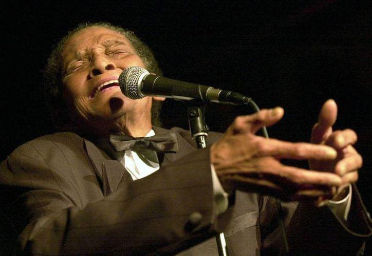 Durante su carrera Jimmy Scott colaboró con artistas como Elton John, Bruce Springsteen, Sting, Lou Reed, y Michael Stipe. (EFE/Archivo)
