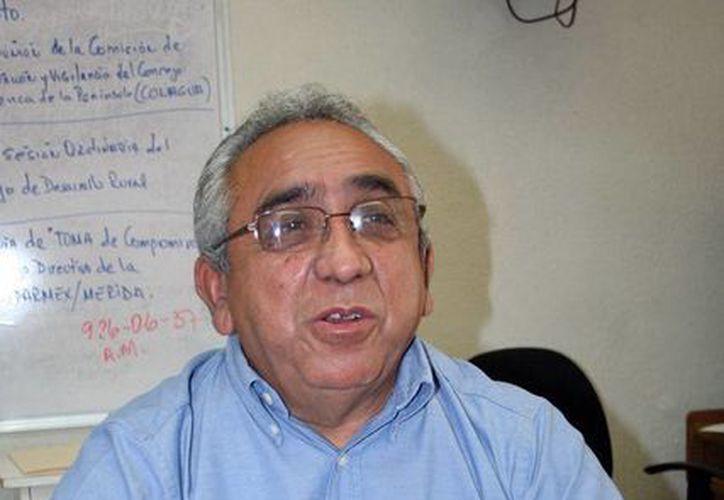 Jorge Puerto Cabrera. (SIPSE)