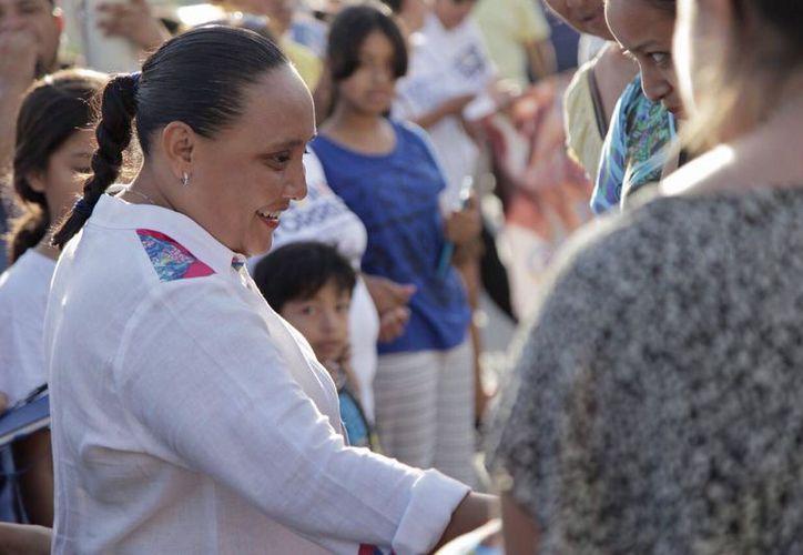 Cristina  destacó que durante su gestión, las dependencias municipales dieron atención a más de 83 mil mujeres.