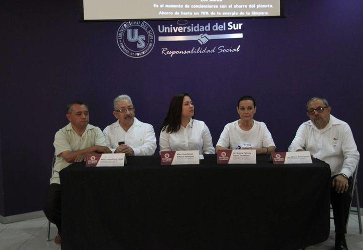 El objetivo es concluir con las pláticas y talleres en instituciones educativas. (Tomás Álvarez/ SIPSE)