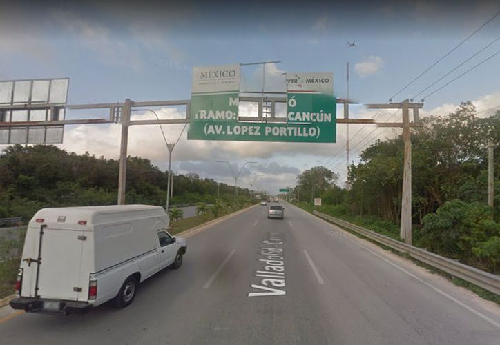 La agresión se registró en el acceso a Cancún, Quintana Roo. (Google/Imagen ilustrativa)