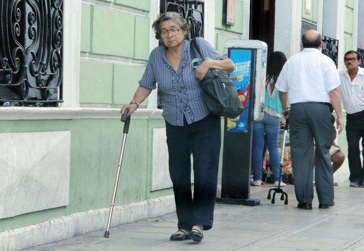 El objetivo del Instituto Universitario Gerontológico de Yucatán es mejorar la atención a la senectud. (Milenio Novedades)