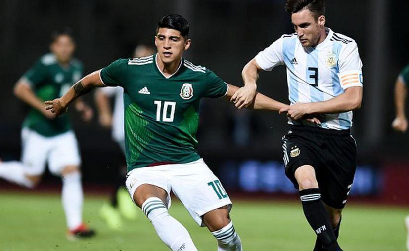México y Argentina se encuentran en busca de un cambio generacional con miras a la Copa del Mundo Qatar 2022. (DePor.com)