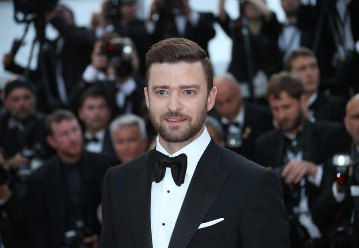 El cineasta Woody Allen reveló hoy el reparto completo del filme que presentará en la próxima edición del festival de Cannes, en 2017, en el que incluye a Justin Timberlake. Imagen de contexto del actor al llegar a la alfombra roja para la proyección de la cinta Cafe Society. (Foto AP / Joel Ryan, archivo)