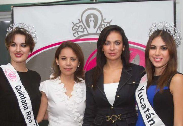 El evento de nuestra Belleza México posiciona al estado para que en el futuro sea sede del certamen. (Redacción/SIPSE)