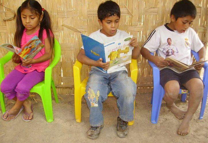 El Instituto de Cultura y las Artes llevará a cabo el programa en las colonias y comunidades de Othón P. Blanco para impulsar el hábito de leer. (Joel Zamora/SIPSE)