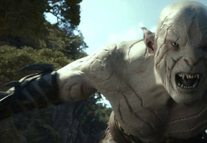 Hobbit: The Desolation of Smaug se apoderó de la taquilla este fin de semana. (Agencias)
