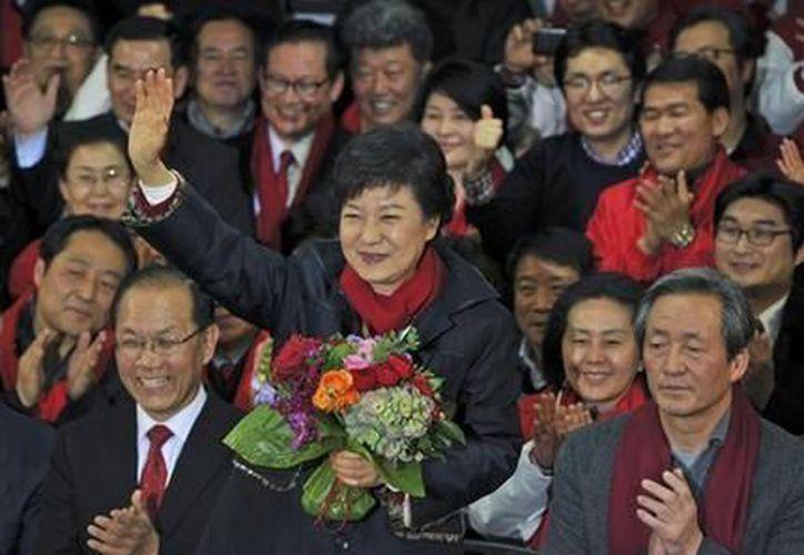 El triunfo de Park hizo también historia en el noreste de Asia. (Agencias)