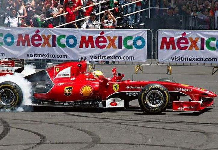 El Gran Premio de México se correrá en el Autódromo Hermanos Rodríguez del 28 al 30 de octubre próximos.(Facebook/Autódromo Hermanos Rodríguez)