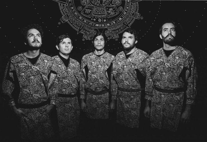 Porter participará por quinta ocasión en el Festival Vive Latino 2016. En esta ocasión se encuentran promocionando su más reciente álbum 'Moctezuma'. (Foto tomada de Facebook/Porter)-