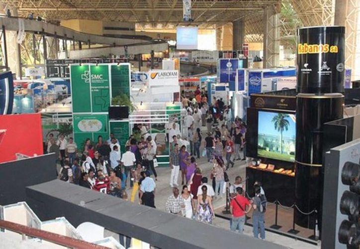 En la Feria Internacional de La Habana 2015 existe una enorme oportunidad de negocios para los yucatecos ante la apertura comercial que tiene Cuba. (Imagen tomada de feriahavana.com)