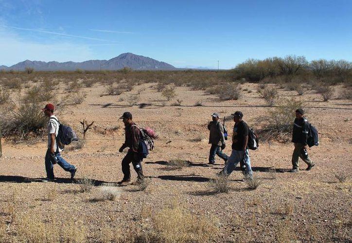 En la base de datos de NameUS hay cientos de rostros no identificados de migrantes mexicanos que no lograron concretar el sueño americano. (La Opinión)