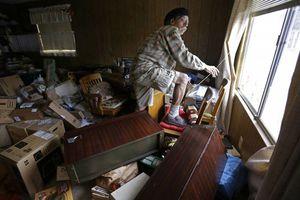 Daños por terremoto en California