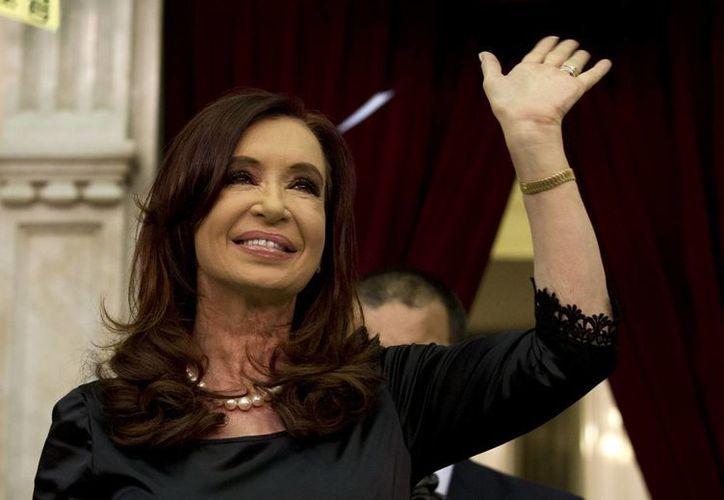 Denuncias por corrupción sacuden el gabinete de la presidenta Fernández. (Agencias)