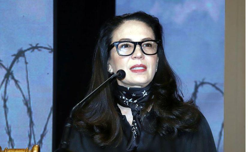 Yolanda Andrade llamó supuestamente ridícula a Verónica Castro por culpar a otros tras su decisión de retirarse del mundo artístico. (Agencia Reforma)