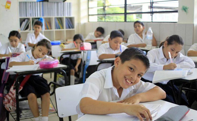 El cobro de cuotas escolares siempre genera inconformidades (SIPSE)
