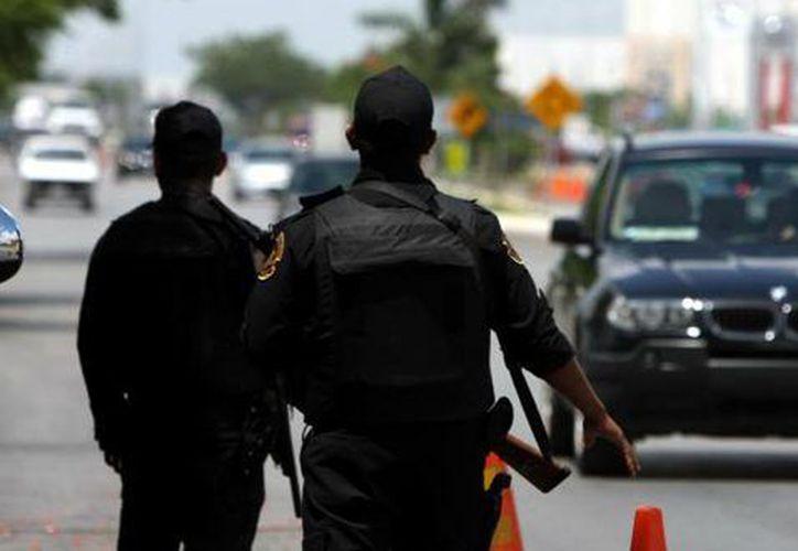 Se tendrá presencia de uniformados sobre las avenidas Cupules, Reforma, Paseo de Montejo y Alemán. (Archivo/Sipse)