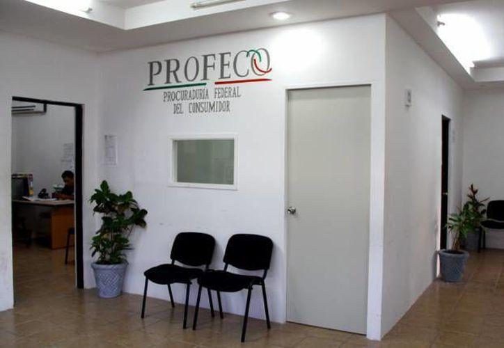 La Profeco sancionó a las empresas, principalmente, porque se negaron a hacer efectiva una garantía. (Foto: Contexto/SIPSE)