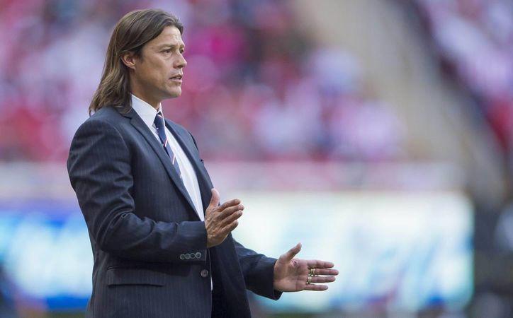 Matías Almeyda no se confía y se prepara para el partido de vuelta contra Toluca. (Foto: AS)
