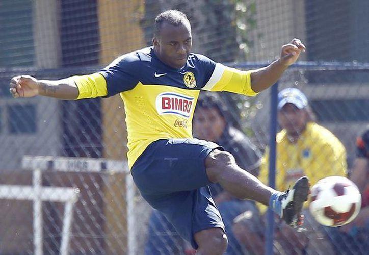 Christian Benítez, 'verdugo' del Cruz Azul, no estará en la final de la Copa Mx. (Archivo Notimex)