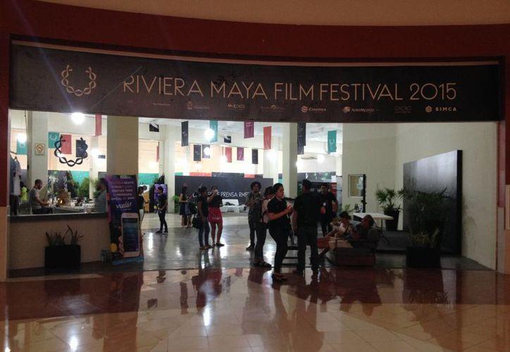 El Riviera Maya Film Festival nació en el 2012 con la finalidad de difundir cine de calidad. (Adrián Barreto/SIPSE)