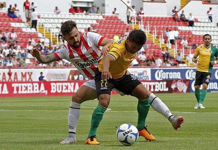 Venados FC suma  una unidad en actual torneo, luego de empatar 1 a 1 ante Mineros de Zacatecas en la primera fecha del circuito de plata del futbol mexicano.(Sipse.com)
