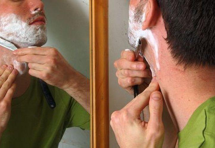 En promedio, los estadounidenses se rasuran dos veces al mes. (Internet)