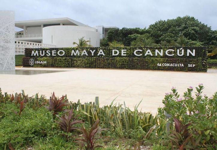El Museo Maya de Cancún cuenta con tres salas de exhibición. (Sergio Orozco/SIPSE)